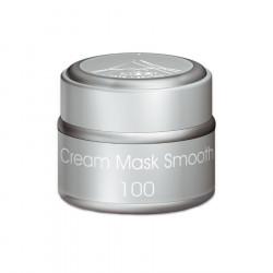 Cream mask smooth